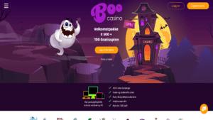 Boo online casino – nytt MuchBetter casino
